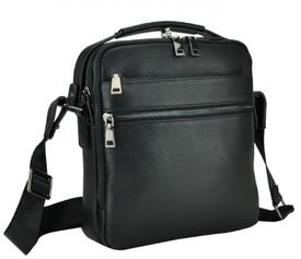 Мужская кожаная сумка TIDING BAG