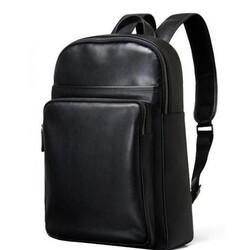 Кожаный мужской рюкзак TIDING