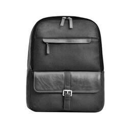 Кожаный мужской рюкзак Issa Hara
