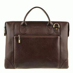 "Кожаная сумка для ноутбука 15,6"" Blamont"