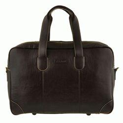 Дорожная кожаная сумка Blamont Bn028C
