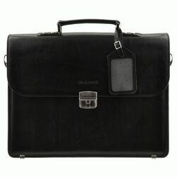 Кожаный портфель Blamont