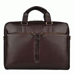 "Кожаная сумка для ноутбука 15"" Blamont"
