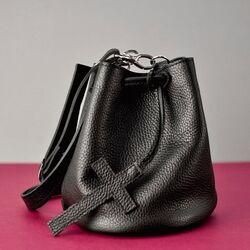 Женская кожаная сумка JIZUZ CROSS
