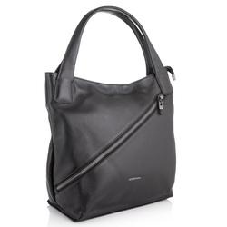 Кожаная женская сумка Giorgio Ferretti (Италия)