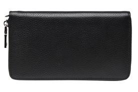 Мужской кожаный кошелек Borsa Leather