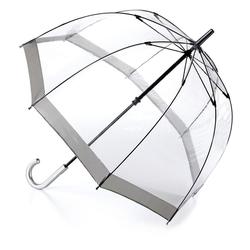 Зонт женский Fulton Birdcage-1 L041 Silver (Серебряный)