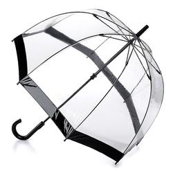 Зонт женский Fulton Birdcage-1 L041 Black (Черный)