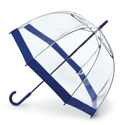 Зонт женский Fulton Birdcage-1 L041 Navy (Синий