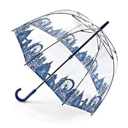 Зонт женский Fulton Birdcage-2 L042 London Icons (Иконки)