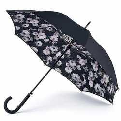 Зонт женский Fulton Bloomsbury-2 L754 Mono Floral (Цветы