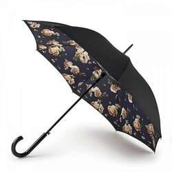 Зонт женский Fulton Bloomsbury-2 L754 Midnight Bloom (Полночный цветок)
