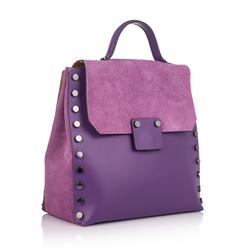 d298d284fb12 Кожаные рюкзаки женские - купить в Киеве, заказать женский рюкзак из ...