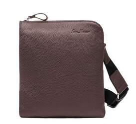 Кожаная сумка через плечо Issa Hara