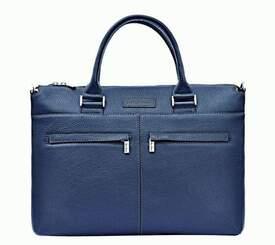 Мужская кожаная сумка Issa Hara id