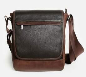 Кожаная сумка через плечо Issa Hara id