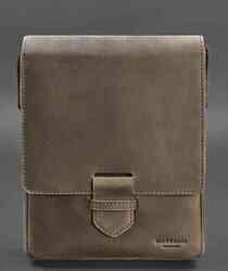 Кожаная сумка-мессенджер BlankNote Esquire