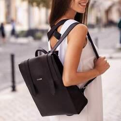 Женский кожаный рюкзак Blackwood