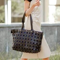 Женская кожаная сумка Blanknote Пазл XL