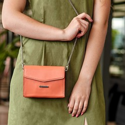 Женская кожаная сумка BlankNote Mini