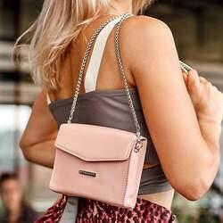Женская кожаная сумка BlankNote Mini id
