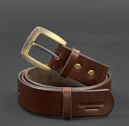 Мужской кожаный ремень BlankNote