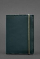Кожаная обложка для паспорта 1.0 BlankNote id