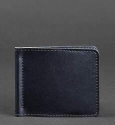 Зажим для денег кожаный Blanknote 1.0 id