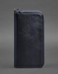 Кожаное портмоне Blanknote на молнии 6.1 id