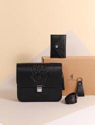 Подарочный набор кожаных аксессуаров Денвер id
