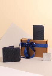 Подарочный набор кожаных аксессуаров Каир