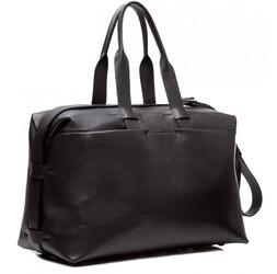 Дорожная кожаная сумка Blamont Bn072A