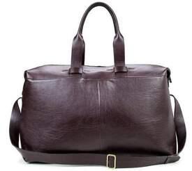 Дорожная кожаная сумка Blamont