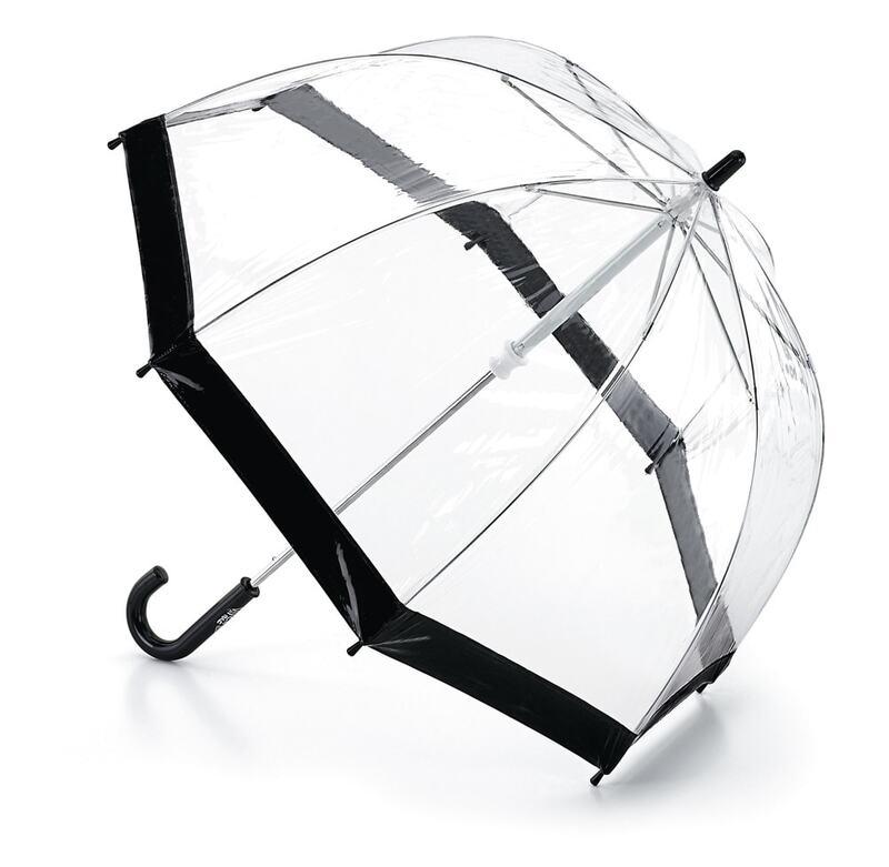 Зонт детский Fulton Funbrella-2 C603 Black (Черный) 13267 - фото 1