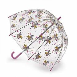 Зонт детский Fulton Funbrella-4 C605 Bella The Unicorn (Единорожки)