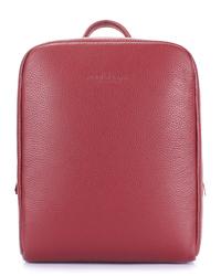 Женский кожаный рюкзак Poolparty