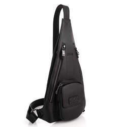 Мужской кожаный рюкзак через плечо Dor Flinger (Германия) id