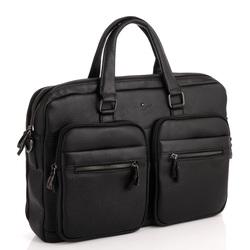 Мужской кожаный портфель Dor Flinger (Германия)