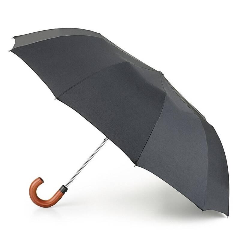Зонт мужской Fulton Magnum-1 Auto G512 Black (Черный) 13698 - фото 1