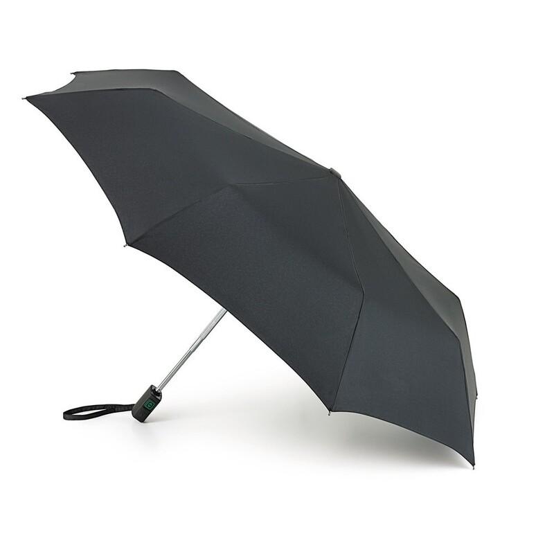 Зонт мужской Fulton Open&Close-17 G819 Black (Черный) 13710 - фото 1