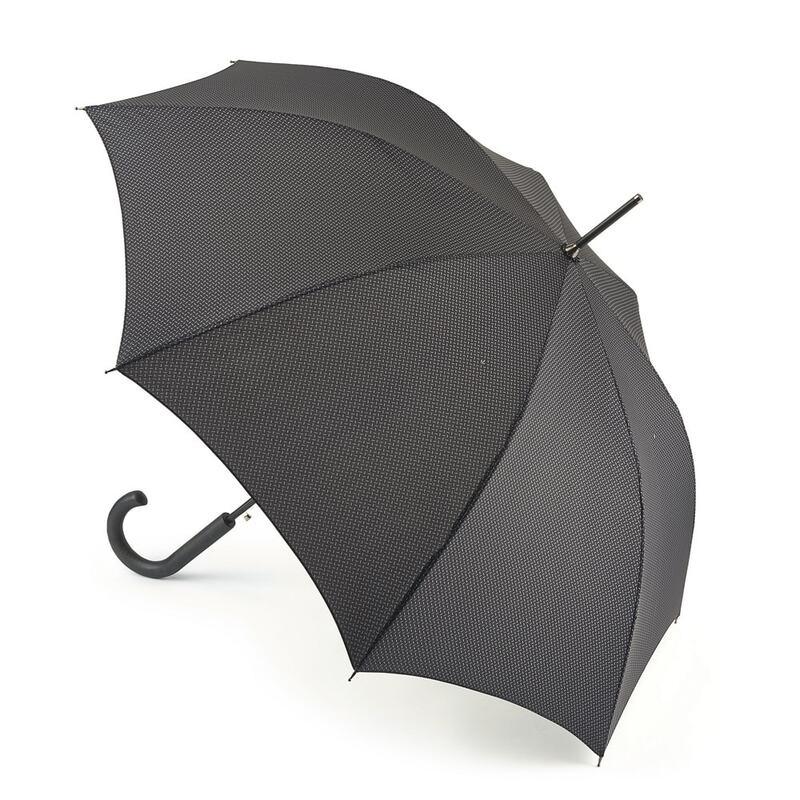 Зонт мужской Fulton Shoreditch-2 G832 Cross Print (Елочка) 13714 - фото 1
