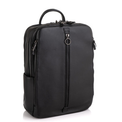 Мужской кожаный рюкзак Giorgio Ferretti (Италия) id