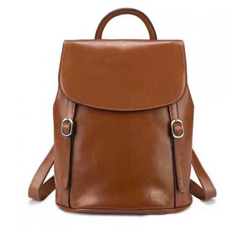 Кожаный рюкзак GRAYS 17978 - фото 1
