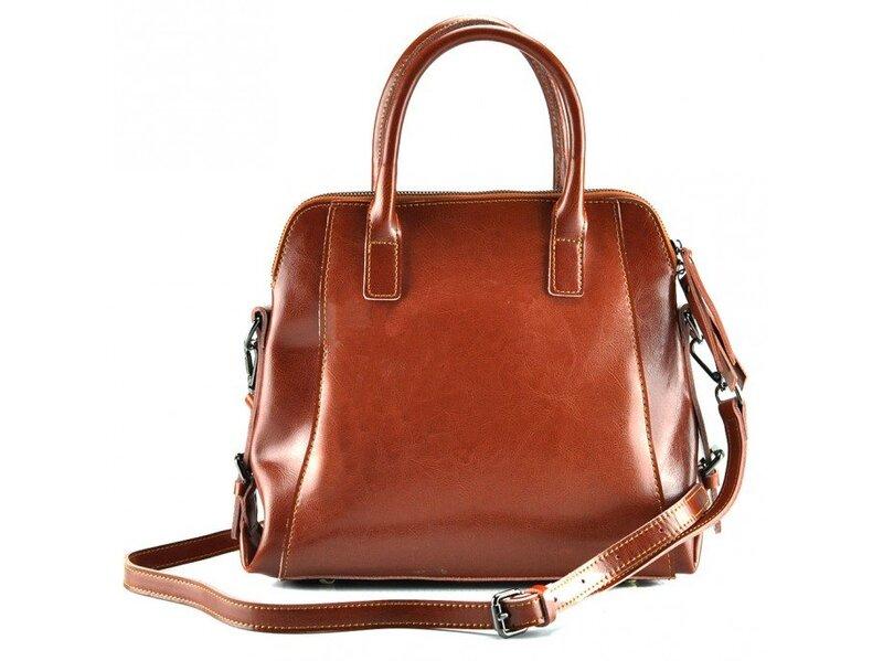 Кожаная женская сумка Grays 12463 - фото 1