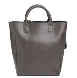 Кожаная женская сумка Grays