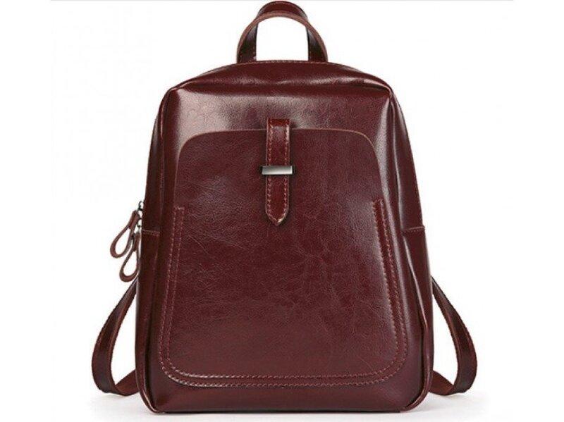 Кожаный рюкзак GRAYS 12366 - фото 1