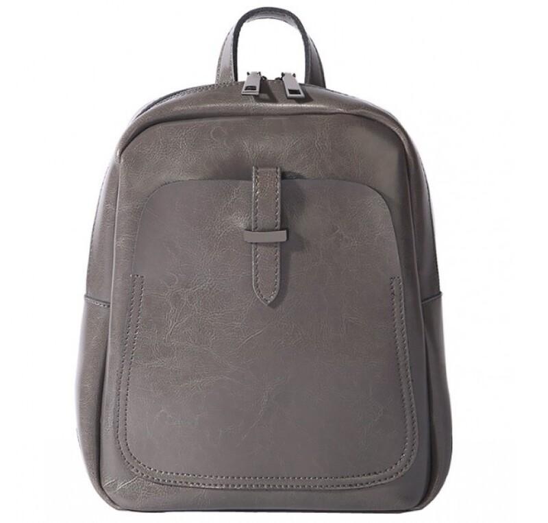 Кожаный рюкзак GRAYS 17975 - фото 1