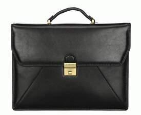 Деловой черный портфель Katana (Франция)