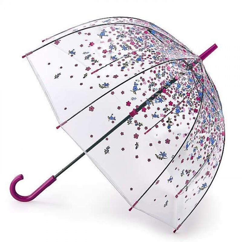 Зонт женский Fulton Birdcage-2 L042 Tumble Down Petals (Опадающие Лепестки) 13907 - фото 1