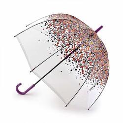 Зонт женский Fulton L042 Birdcage-2 Hippie Scatter (Разноцветные незабудки) id